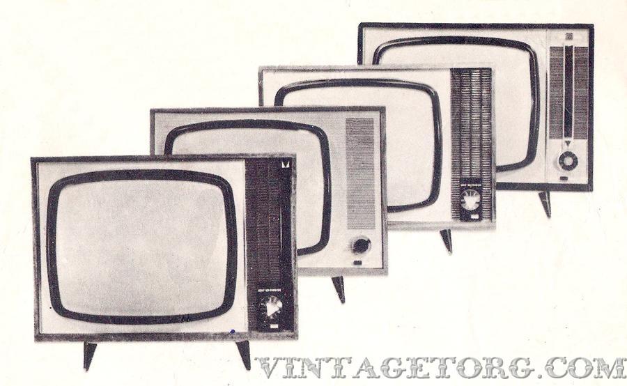 телевизор Огонек СССР винтаж