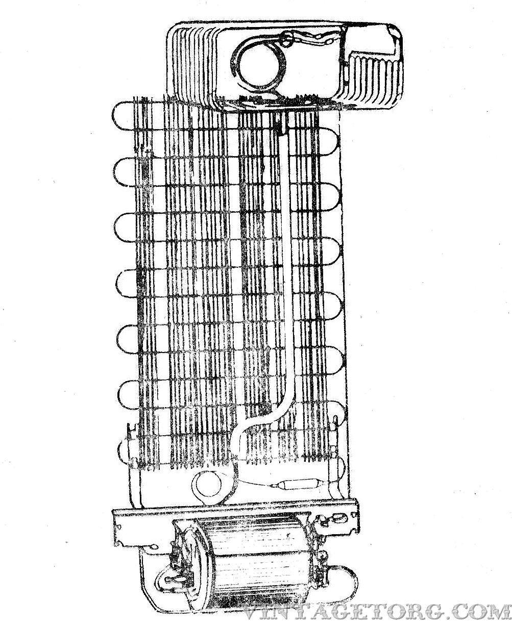 схема соединения пускового реле холодильника
