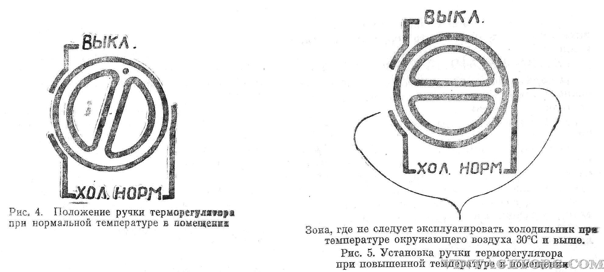 схема электрическая холодильника