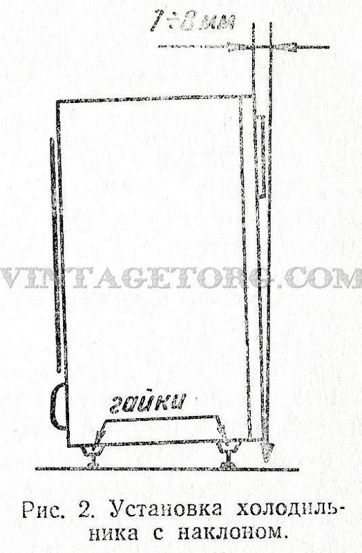 холодильник минск 128 инструкция