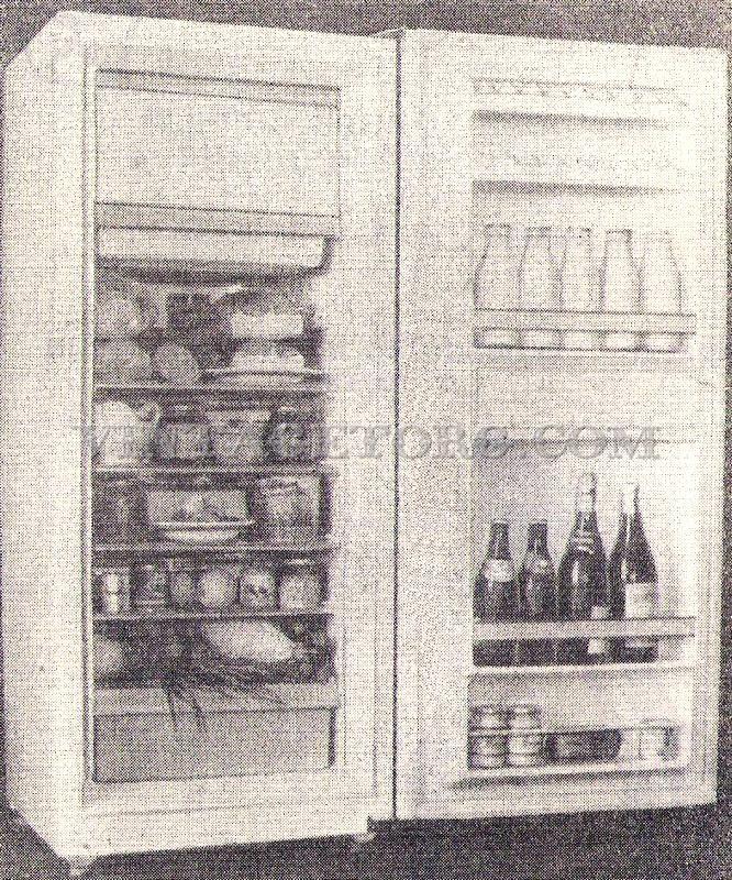 Холодильник ЗИЛ (рис.