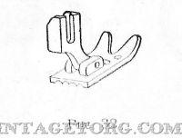 Швейная машинка подольск Рисунок 32