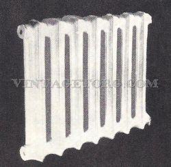 Радиатор чугунный секционный рисунок 1