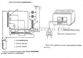 Стабилизатор напряжения Украина 2 схема