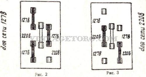 Стабилизатор напряжения УСН- 15 Олень рисунки 2 и 3